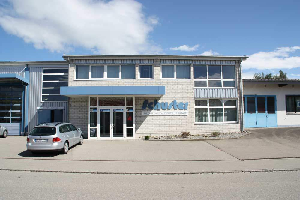 Schuster GmbH Firmengebäude seit 1995
