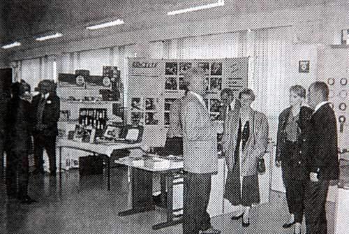 Verkaufraum 1995