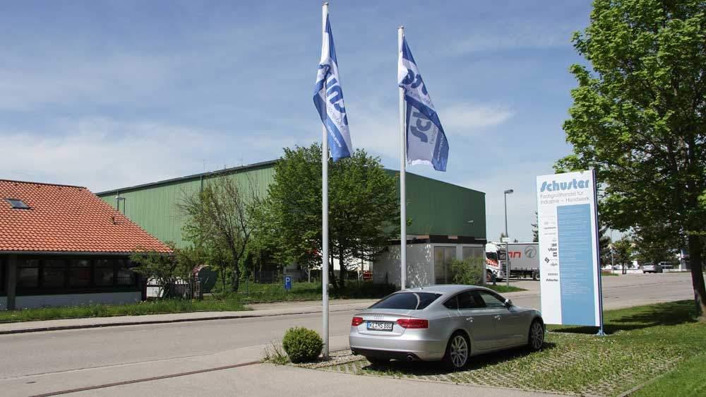 Schuster-Flaggen