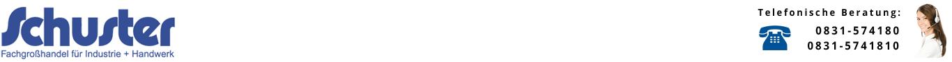 Fachgroßhandel für Industrie + Handwerk